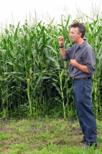 Dr. Joel Gruver, Western Illinois University and Illinois Soils & Cover Crop Expert